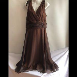 Patra Sleeveless Cocktail Dress
